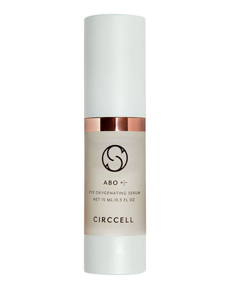 Circcell Skincare ABO Eye Serum, 1.0 oz./30 mL