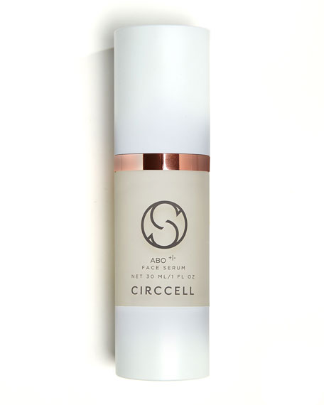 Circcell Skincare ABO Face Serum, 1.0 oz./ 30