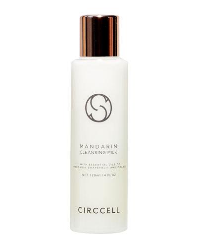 Mandarin Cleansing Milk, 4.0 oz./ 120 mL