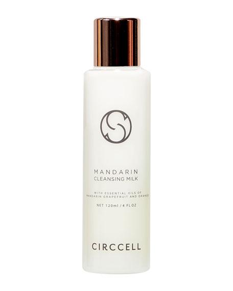 Circcell Skincare Mandarin Cleansing Milk, 4.0 oz./ 120