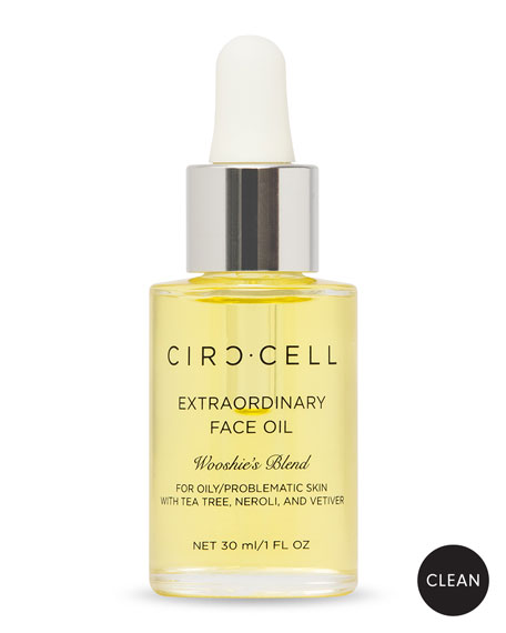 Circcell Skincare Extraordinary Face Oil – Wooshie's Blend