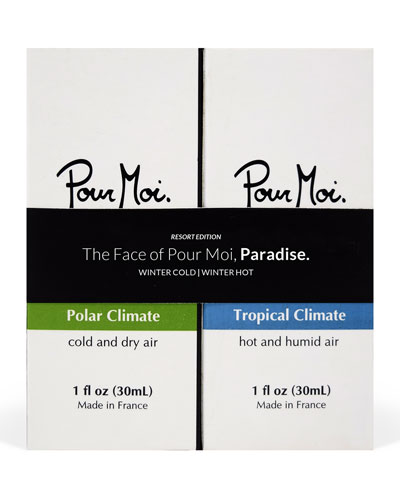 The Face of Pour Moi, Resort Edition: Paradise, 2.0 oz./ 60 mL