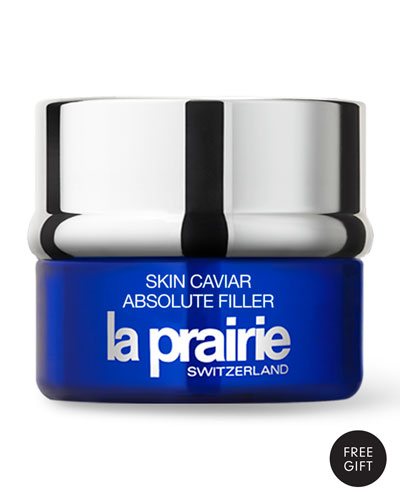 Yours with any $350 La Prairie Purchase—Online only*