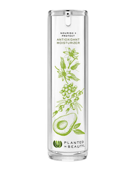 Planted in Beauty Nourish + Protect Antioxidant Moisturizer,