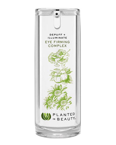 Planted in Beauty Depuff + Illuminate Eye Firming