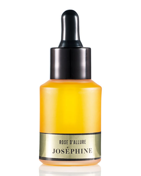 Josephine Cosmetics Rose Supreme Radiance Serum, 1.0 oz./