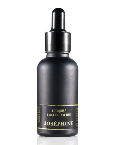 Josephine Cosmetics Immortelle Organic Facial Oil, 1.0 oz./