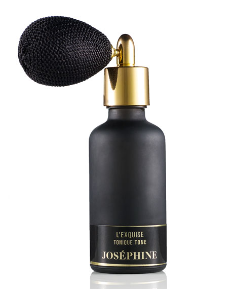 Josephine Cosmetics Wholy Water Organic Facial Toner, 1.69