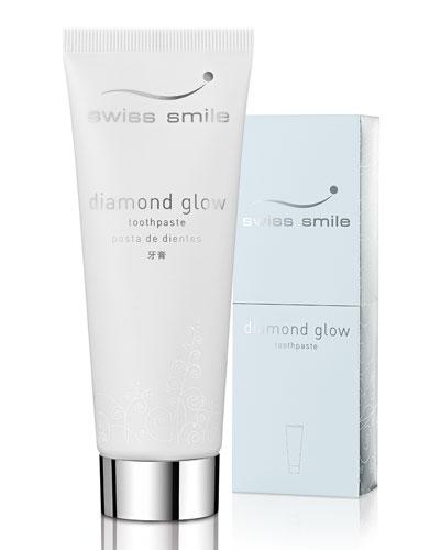 Diamond Glow Toothpaste, 2.64 oz./ 75 mL