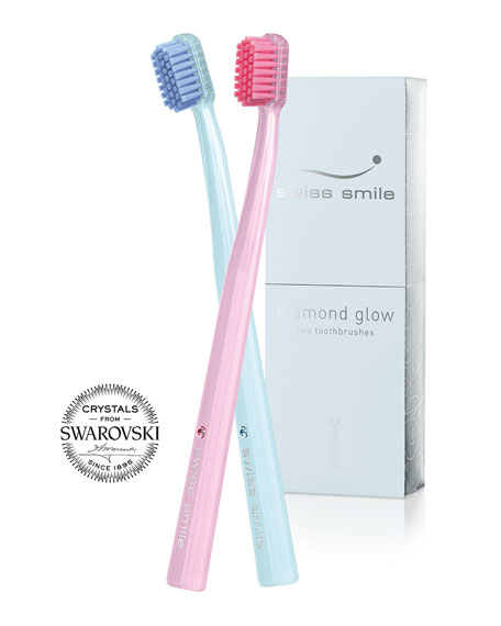 Diamond Glow Toothbrushes