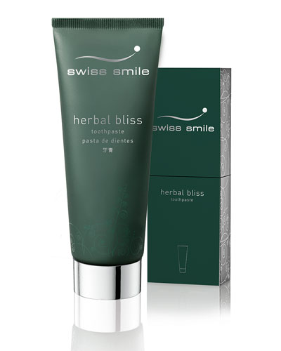 Herbal Bliss Toothpaste  2.64 oz./ 75 mL