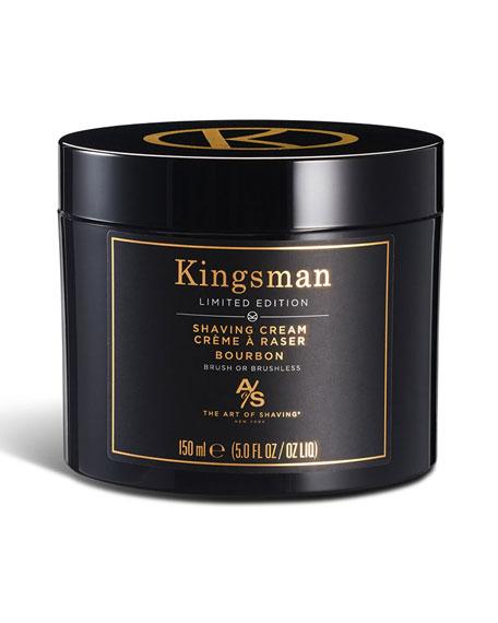 Bourbon Shaving Cream, 5.0 oz./ 150 mL
