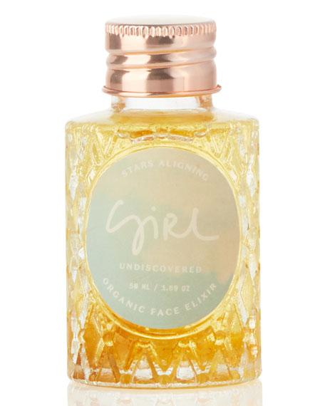 Girl Undiscovered Starts Aligning Face Elixir Oil, 1.7