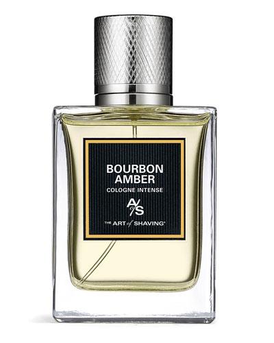 Bourbon Amber Cologne Intense, 3.4 oz./ 100 mL
