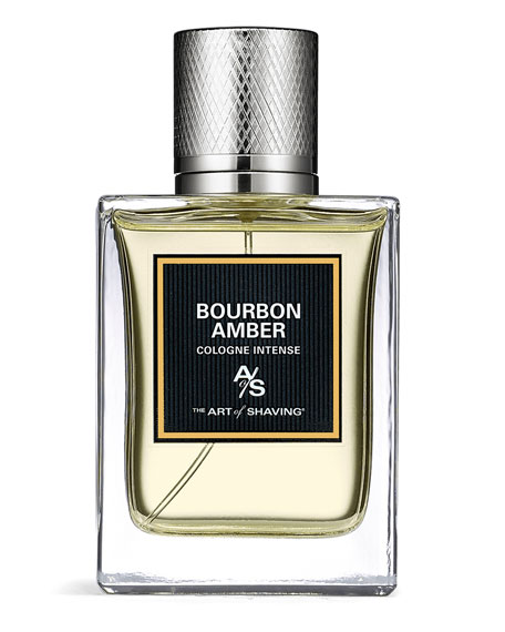 Bourbon Amber Cologne Intense, 3.4 oz./ 100 mL