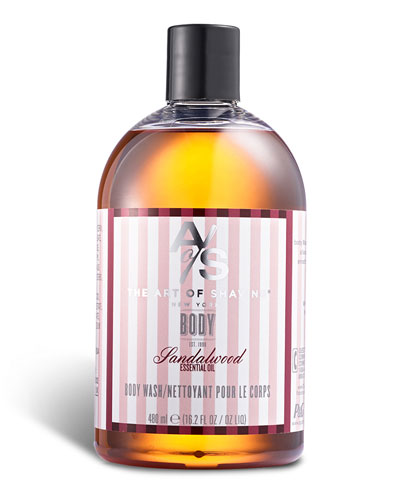 Sandalwood Body Wash, 16 oz./ 480 mL