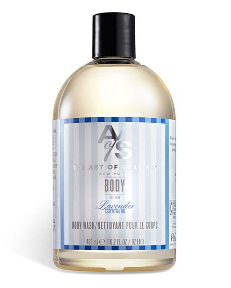 Lavender Body Wash, 16 oz./ 480 mL