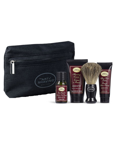 Starter Kit With Bag, Sandalwood