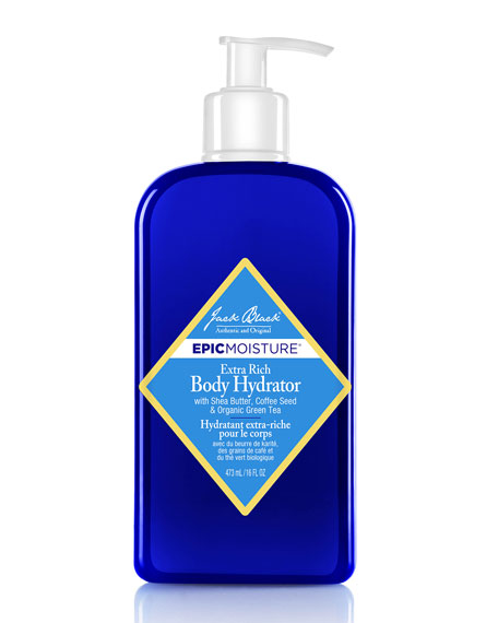 Jack Black Epic Moisture Body Hydrator, 16 oz./