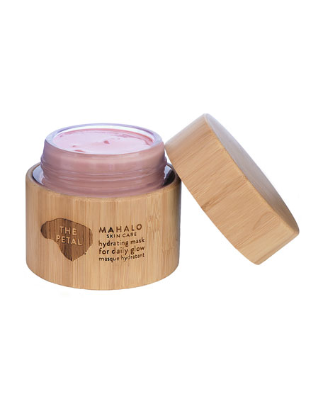MAHALO Skin Care The PETAL Hydrating Mask, 3.4