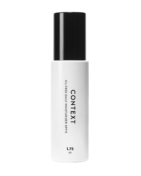 Context Skin Oil-Free Daily Moisturizer SPF 15, 1.7