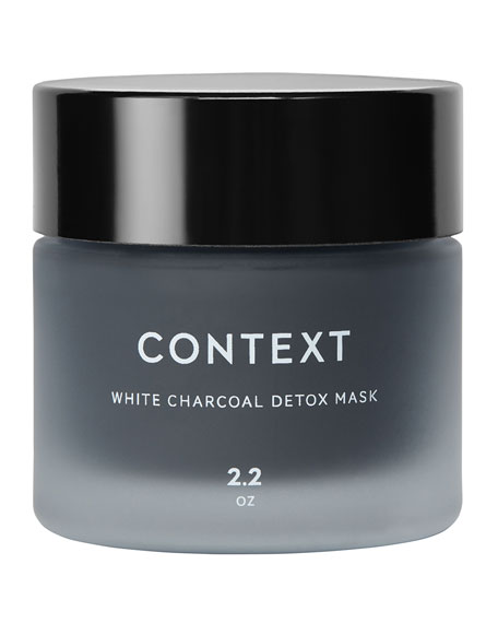 Context Skin White Charcoal Detox Mask, 2.0 oz./