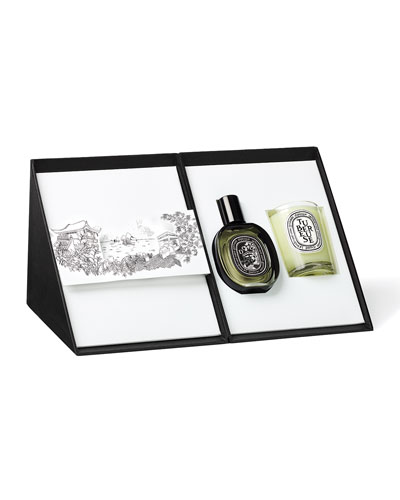 Do Son Eau de Parfum & Baies Candle Set