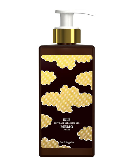 Memo Paris Inle Hand Cleansing Gel, 8.5 oz./