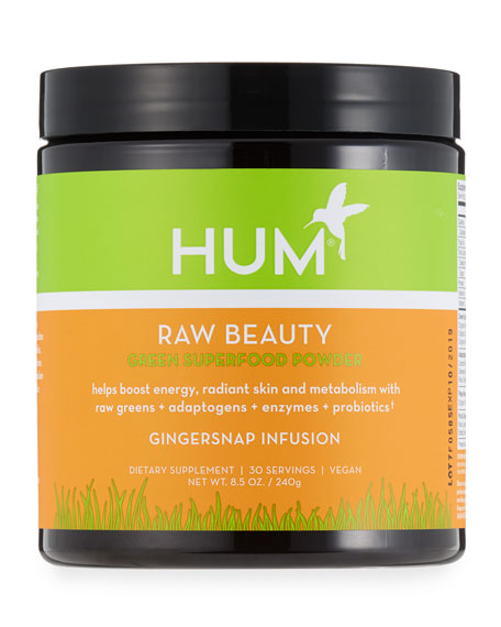 Hum Nutrition Limited Edition Raw Beauty Ginger Snap