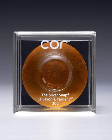 Cor Silver Soap, 30 g