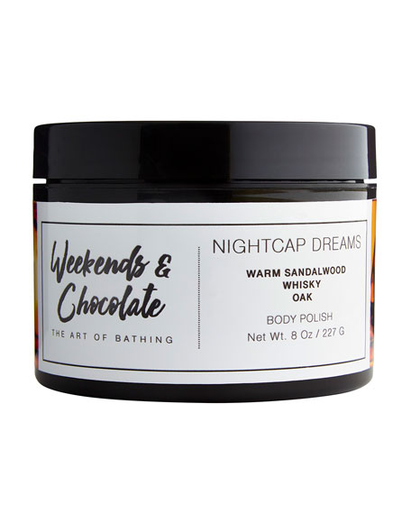 Body Scrub - Nightcap Dreams, 8.0 oz./ 227 mL