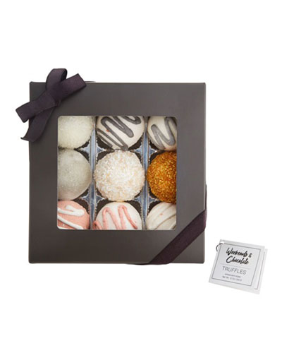 W&C Fizzy Bath Truffles, 12 oz. / 340 g