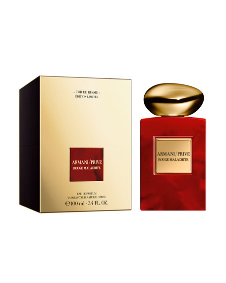 Limited Edition Rouge Malachite 'L'Or De Russie', 3.4 oz./ 100 mL