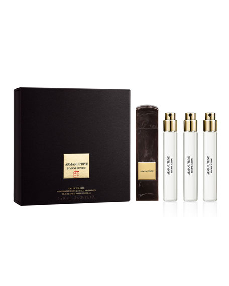 Limited Edition Pivioine Suzhou Travel Spray Coffret Set