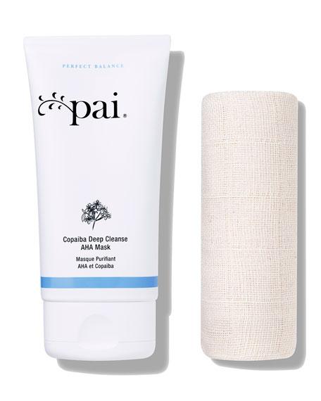 Pai Copaiba Deep Cleanse AHA Mask, 2.5 oz./