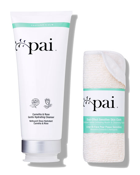 Pai Camellia & Rose Gentle Hydrating Cleanser, 6.8