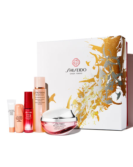 Shiseido Super Sculpting Collection, $234 Value