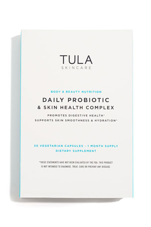 TULA Daily Probiotic & Skin Health Complex, 30 Capsules