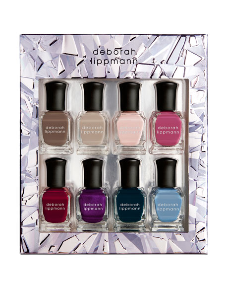 Deborah Lippmann Crystal Prism Limited-Edition Nail Polish Set