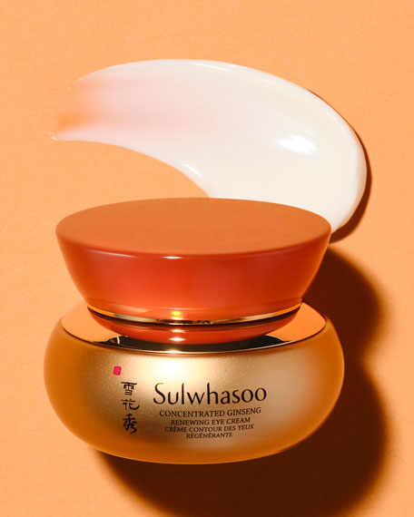 Sulwhasoo Concentrated Ginseng Renewing Eye Cream, 0.7 oz./