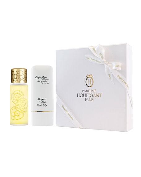 Houbigant Paris Quelques Fleurs L'Original Gift Set