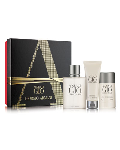 Acqua di Gio Holiday Gift Set ($145 Value)