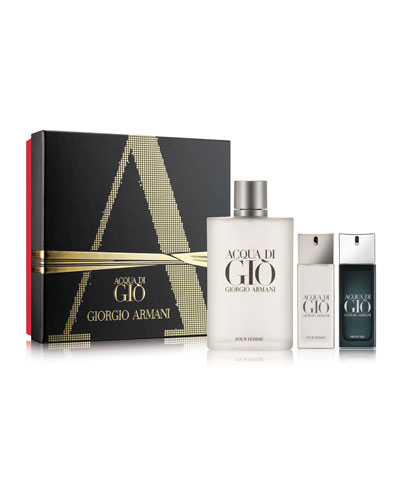 Acqua di Gio Homme Gift Set ($245 Value)