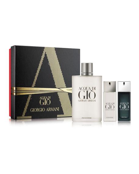 Acqua di Gio Homme Gift Set ($245 Value)