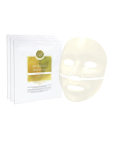 Bioxidea Mirage48 Excellence Gold Face & Body Mask