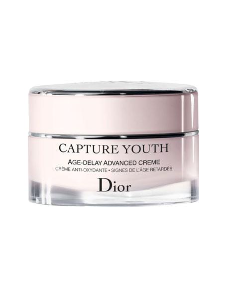 Dior Capture Youth Age-Delay Advanced Creme, 1.7 oz./