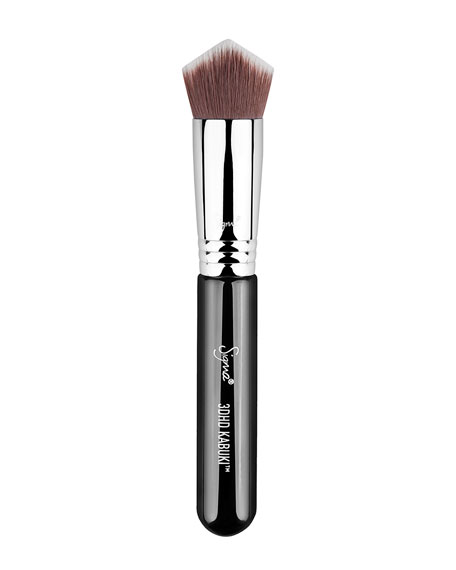 Sigma Beauty 3DHD?? ?? Kabuki Brush, Black
