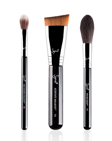 Highlight Expert Brush Set ($68.00 Value)