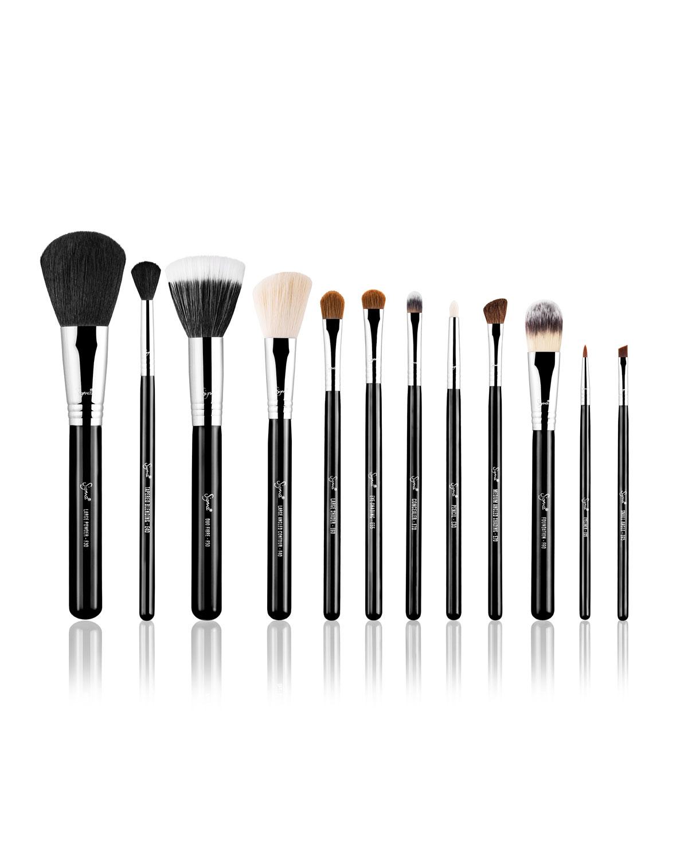 Sigma Beauty Essential Makeup Brush Kit – Make Me Classy ($213.00 Value)