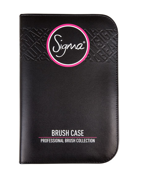 Sigma Beauty Brush Case – Black